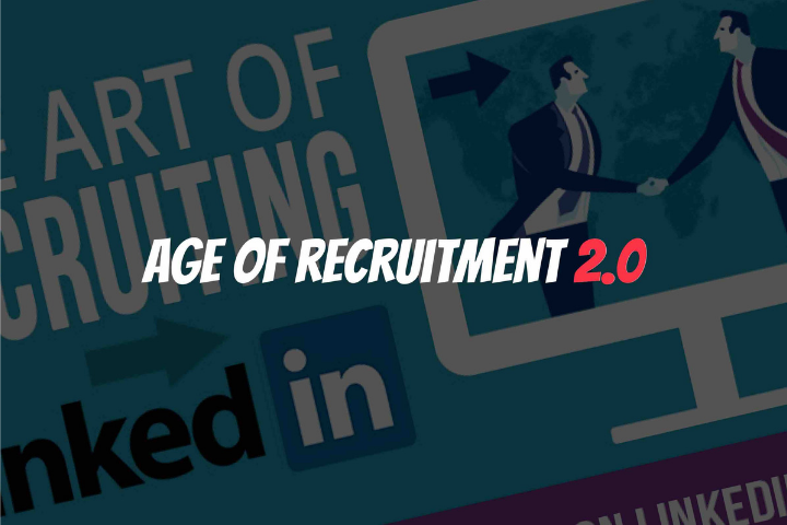 Mastering the Art of Recruiting on LinkedIn - Infographic