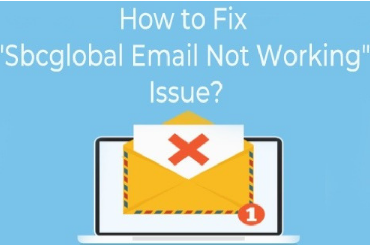 What to do if sbcglobal email is not working