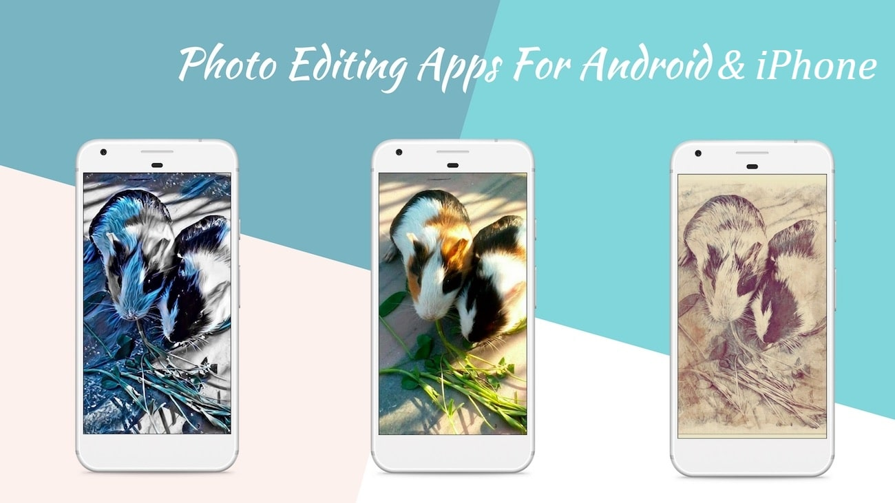 Top 5 Photo Editing Apps for iOS and Android