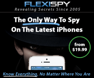Flexispy iPhone spy