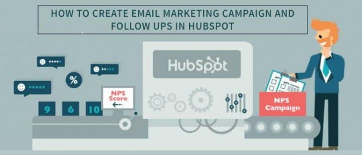 How to Create Email Marketing Campaign and Follow-Ups in Hubspot
