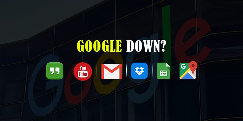 Outage Hits Google, 2020 Is Not Done Yet
